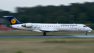 D-ACPO - Bombardier CRJ-701 - Lufthansa Regional (CityLine)