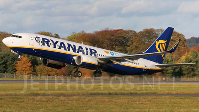 EI-DYF - Boeing 737-8AS - Ryanair