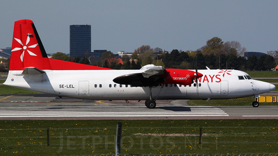 A picture of SELEL - Fokker 50 - [20110] - © C.P.