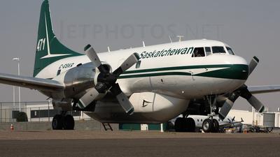 A picture of CGSKR - Convair 440 Metropolitan - [509] - © Ken Withers