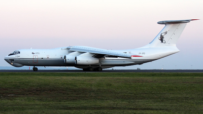 JY-JID - Ilyushin IL-76MF - Jordan International Air Cargo