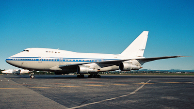 VH-OZX - Boeing 747SP-27 - Untitled