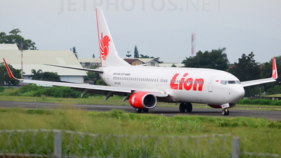 PK-LKG - Boeing 737-8GP - Lion Air