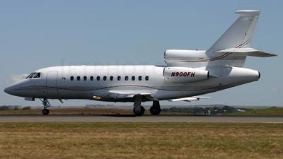 N900FH - Dassault Falcon 900 - Private