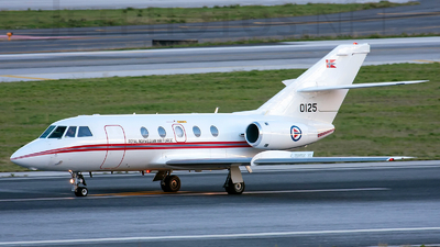 0125 - Dassault Falcon 20C-5 - Norway - Air Force