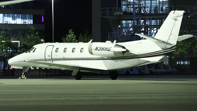 N38HG - Cessna 560XL Citation Excel - Private