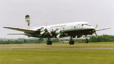 G-SIXC - Douglas DC-6B(F) - Air Atlantique