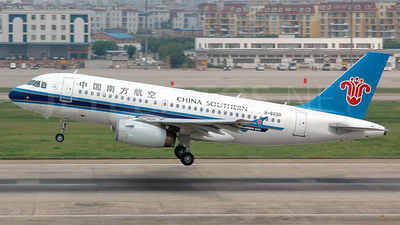 B-6220 - Airbus A319-132 - China Southern Airlines