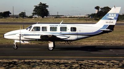 VH-DVR - Piper PA-31-350 Navajo Chieftain - Hazelton Airlines