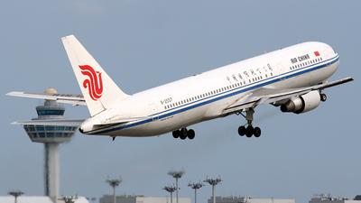 B-2557 - Boeing 767-3J6 - Air China