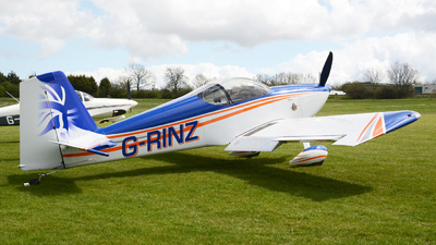 G-RINZ - Vans RV-7 - Private