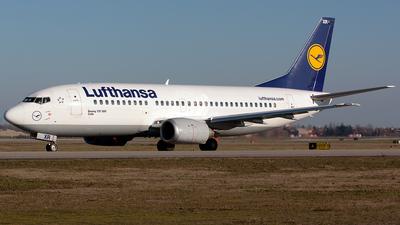 D-ABXR - Boeing 737-330 - Lufthansa