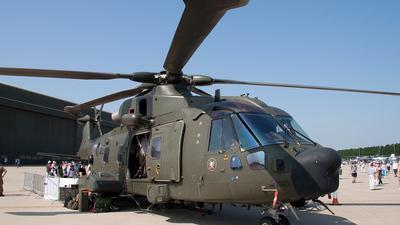 ZJ998 - Agusta-Westland Merlin HC.3A - United Kingdom - Royal Air Force (RAF)