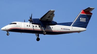 N933HA - Bombardier Dash 8-102 - US Airways Express (Piedmont Airlines)