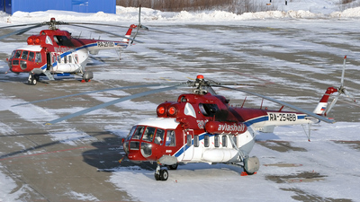 RA-25488 - Mil Mi-8MTV-1 Hip - Aviashelf
