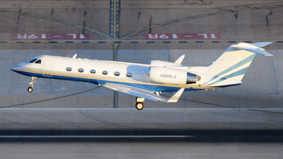 N988LS - Gulfstream G-IV(SP) - Private