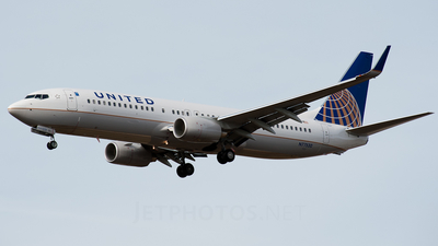 N77530 - Boeing 737-824 - United Airlines (Continental Airlines)