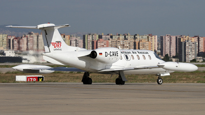 D-CAVE - Bombardier Learjet 35A - DRF Luftrettung