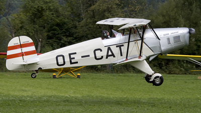 OE-CAT - Bücker T131 PA Jungmann - Private
