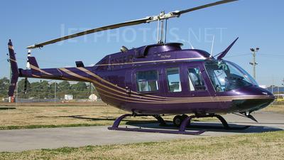 VH-SHH - Bell 206L LongRanger - Sydney Helicopters