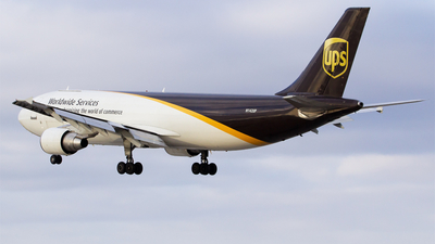 N142UP - Airbus A300F4-622R - United Parcel Service (UPS)
