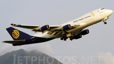 G-GSSA - Boeing 747-47UF(SCD) - Global Supply Systems