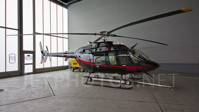 D-HHMS - Bell 407 - Private