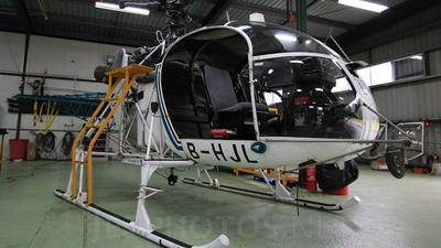 B-HJL - Aerospatiale SA315B Lama - Heliservices (Hong Kong)
