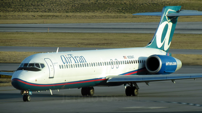 N938AT - Boeing 717-2BD - airTran Airways