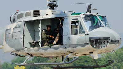 H6-7/12 - Bell UH-1H Iroquois - Thailand - Royal Thai Air Force