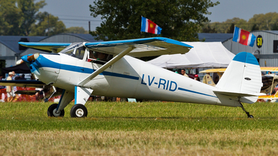 LV-RID - Luscombe 8A - Private
