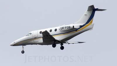UR-FDB - Hawker Beechcraft 390 Premier IA - Business Jet Travel Airline
