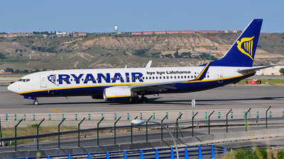 EI-DLM - Boeing 737-8AS - Ryanair