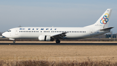 SX-BMD - Boeing 737-48E - Olympic Airlines