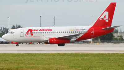 YV341T - Boeing 737-232(Adv) - Avior Airlines