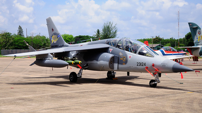 J7-9/44 - Dassault-Dornier Alpha Jet A - Thailand - Royal Thai Air Force