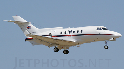 ZD620 - Hawker Siddeley HS-125-700B - United Kingdom - Royal Air Force (RAF)
