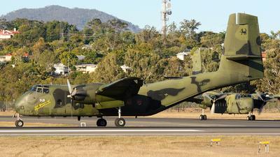 A4-210 - De Havilland Canada DHC-4A Caribou - Australia - Royal Australian Air Force (RAAF)