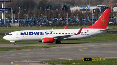 SU-MWE - Boeing 737-8Q8 - Midwest Airlines