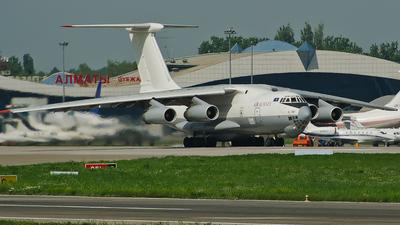UP-I7618 - Ilyushin IL-76T - Air Almaty