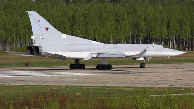 22 - Tupolev Tu-22M3 Backfire - Russia - Air Force
