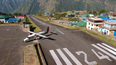 VNLK - Airport - Runway