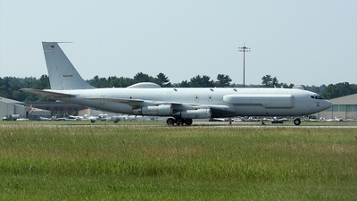 N404PA - Boeing 707-321B - Air Force Systems Command