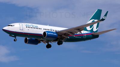 N167AT - Boeing 737-7BD - airTran Airways