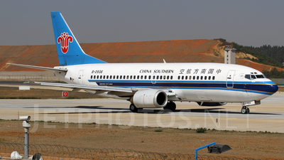 B-2936 - Boeing 737-37K - China Southern Airlines