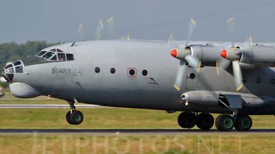 RA-11344 - Antonov An-12BK - Russia - Air Force