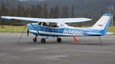 N8486L - Cessna 172I Skyhawk - Private