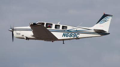 A picture of N689C - Beech A36 Bonanza - [E3461] - © Felipe Garcia