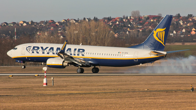 EI-DPA - Boeing 737-8AS - Ryanair