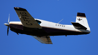A picture of CFPXG - Mooney M20E - [000242] - © Mike MacKinnon